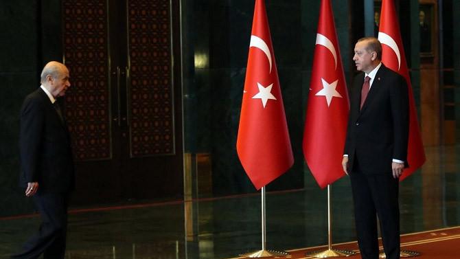 Bahçeli'den Erdoğan'a flaş talep: Bazı bakanlar görevden alınsın