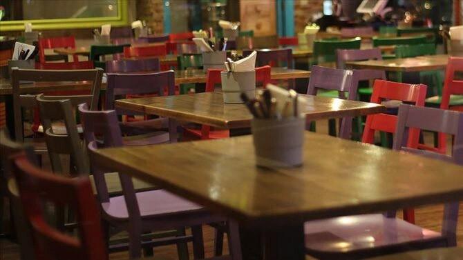 İTO: Restoranların dışı 'kırmızı' kaldıkça, içinin rengi fark etmez