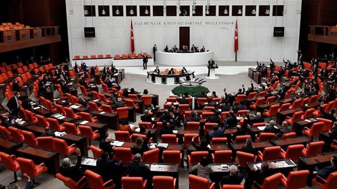 Meclis'te ''kadına şiddet'' komisyonu kuruldu