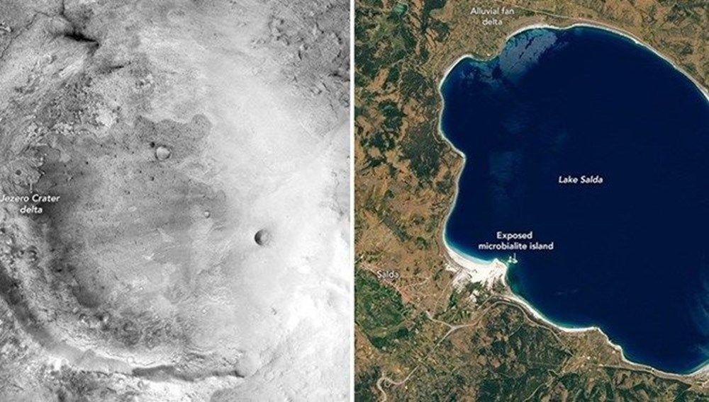 NASA: ''Mars'taki yaşamın sırrı Türkiye'de olabilir'' - Resim: 1