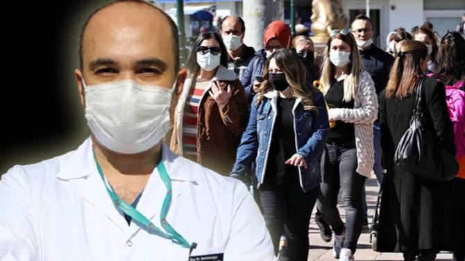 Türkiye'de üçüncü dalga alarmı! Kritik tarih 15 Mart