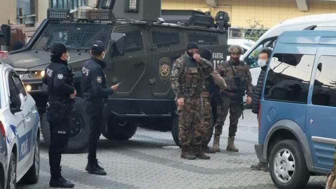 İstanbul'da 4 saat süren rehine krizi! Eşine kabusu yaşattı
