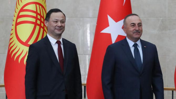 Bakan Çavuşoğlu açıkladı! Orta Asya'da bir ilk olacak