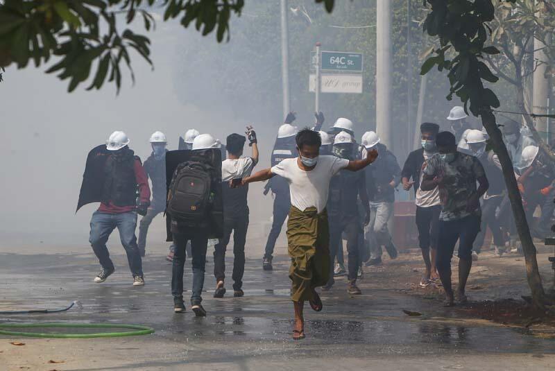 Myanmar'da korkunç talimat: Ölene kadar ateş edin - Resim: 3