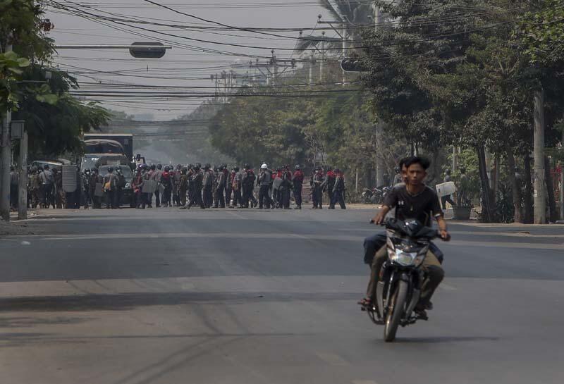 Myanmar'da korkunç talimat: Ölene kadar ateş edin - Resim: 4