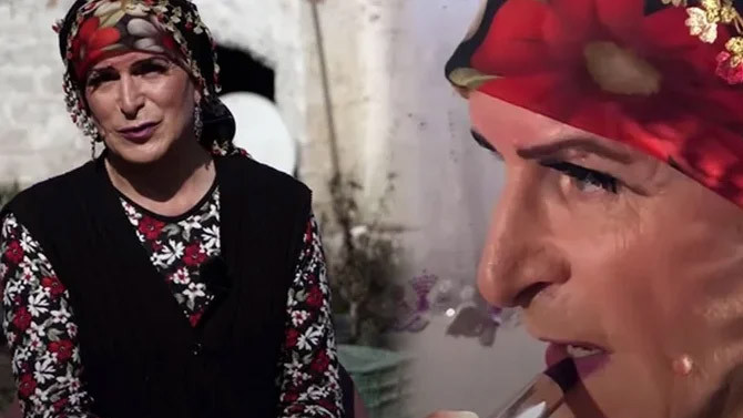 Trans bireyin köy yaşamı! Köylüler 'İhsan Hala' diye sesleniyor
