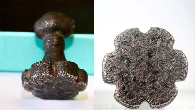 Tam 3 bin 500 yıllık! Tarlada çalışırken buldu