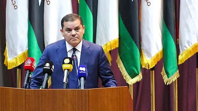 Libya'da Dibeybe'nin hükümeti güvenoyu aldı