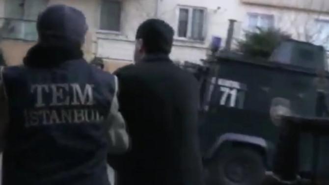 İstanbul'da PKK operasyonu: Gözaltılar var!