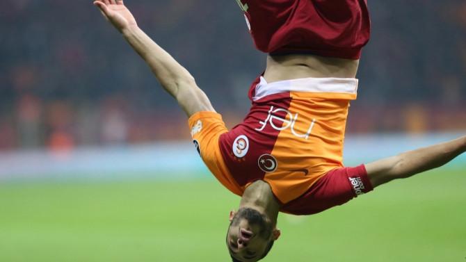 Galatasaray, Belhanda'nın sözleşmesini feshetti