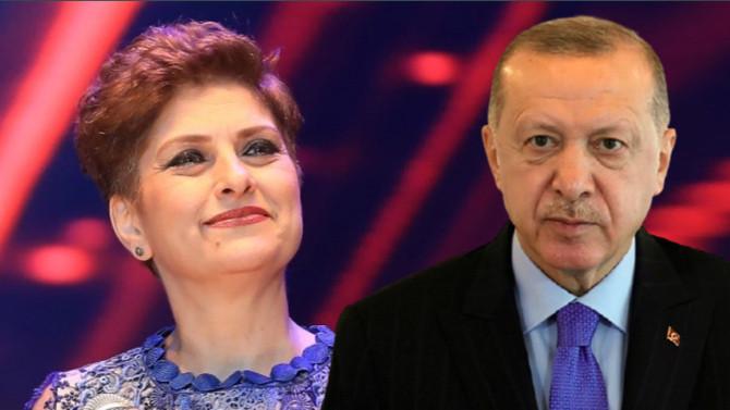 Şükriye Tutkun'dan Erdoğan paylaşımı: ''Linç edileceğimi bile bile...''