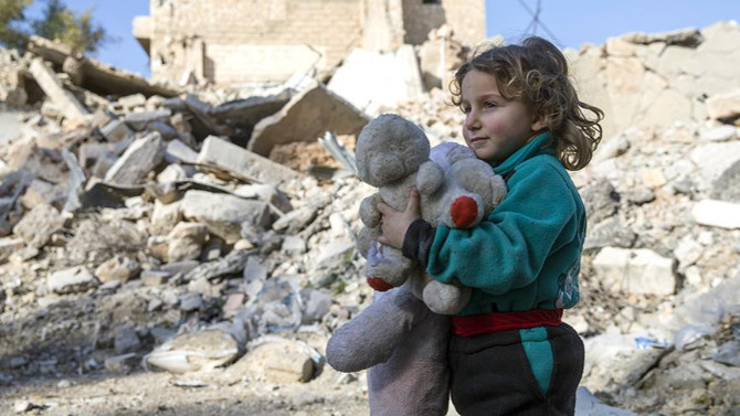 Kahreden rakamlar: İşte Suriye'de ölen çocuk sayısı!