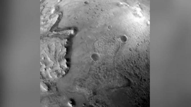 Mars'ta tarihi anlar! NASA yeni görüntüleri paylaştı