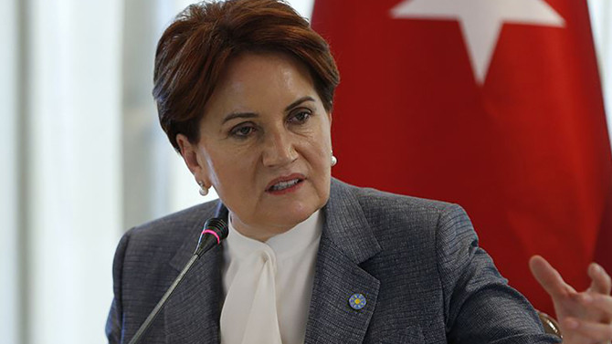 Meral Akşener: Bahçeli, FETÖ hakkında konuşmamı engelledi