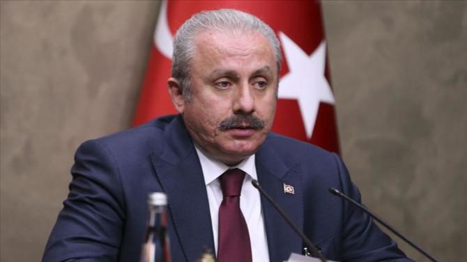 TBMM Başkanı Şentop'tan HDP açıklaması