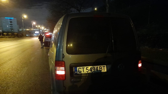 ''Polisiz'' deyip, yol kesip gasp ettiler!