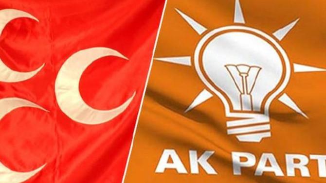 MHP'den AK Parti'ye suç duyurusu