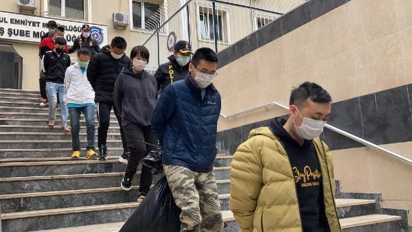 İstanbul'da dev bitcoin operasyonu! 119 Çinli gözaltında alındı - Resim: 1