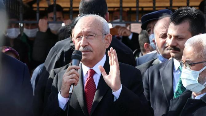 Kılıçdaroğlu: ''Ekonomi paketinde 'işsizliği çözeceğiz' diye tek madde yok''