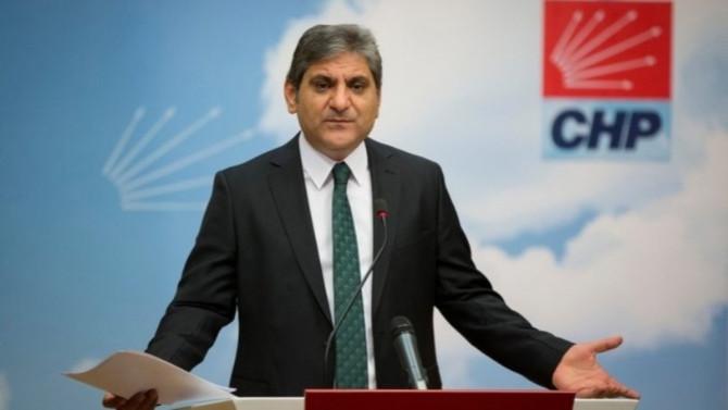 CHP'li Erdoğdu erken seçim için tarih verdi
