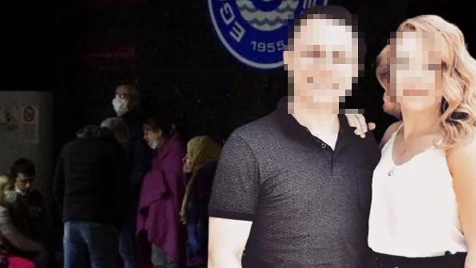İzmir'de genç çiftin sır ölümü!