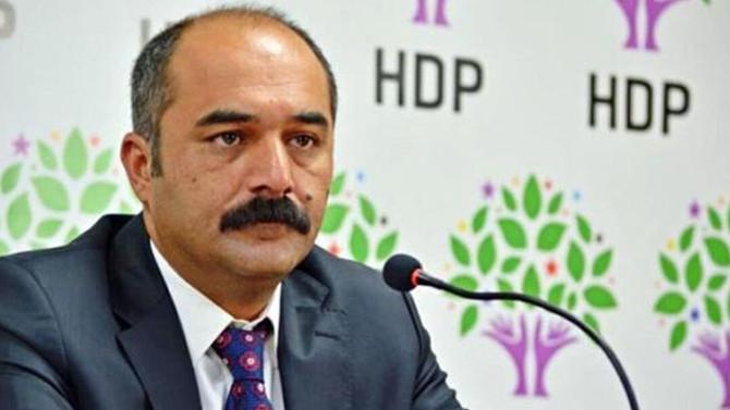 HDP'li vekil hakkında soruşturma başlatıldı