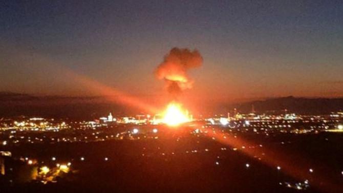 Kabil'de çifte patlama: Ölü ve yaralılar var