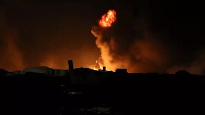 Türkiye - Suriye sınırına balistik füzeli saldırı!