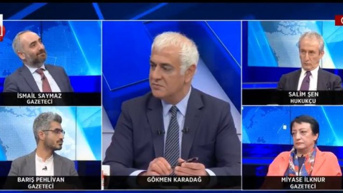 İsmail Saymaz'dan canlı yayında Berat Albayrak iddiası