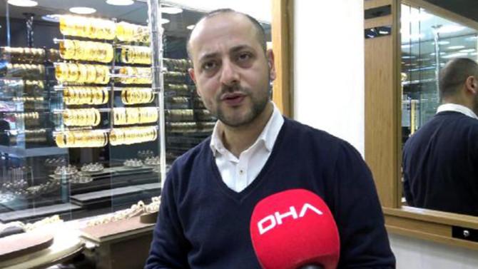 Suriyeliler iş başında! Kuyumcular bile ayırt edemiyor