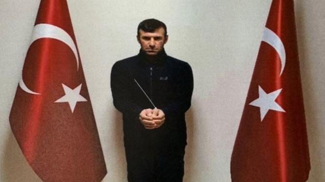MİT'ten sınır ötesi operasyon! PYD'nin sözde komutanı yakalandı