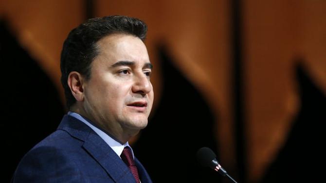 Ali Babacan'dan erken seçim ve ittifak açıklaması