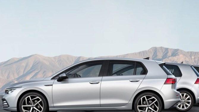 Merakla bekleniyordu! Volkswagen Golf Türkiye fiyatı belli oldu
