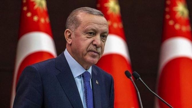Erdoğan açıkladı: ''Mevcut uygulamalara aynen devam''