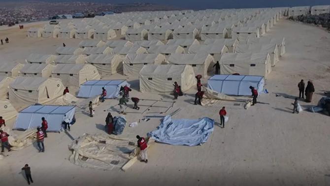 Suriye'deki Suriyelileri de Türkiye mi aşılayacak ?