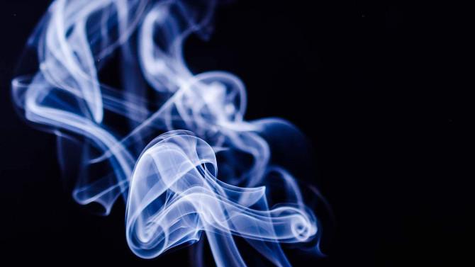 21 yıllık sigara katranının temizlenme görüntüleri