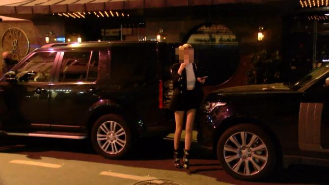 Lüks otelde ''a''normalleşenlere polis baskını