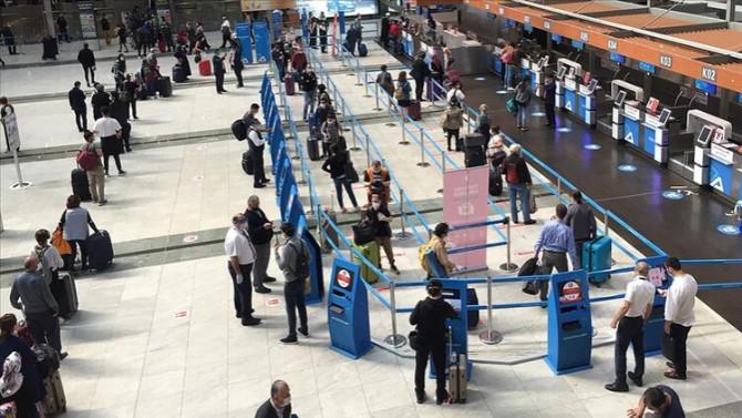 Sabiha Gökçen Havalimanı 2021 rekorunu kırdı