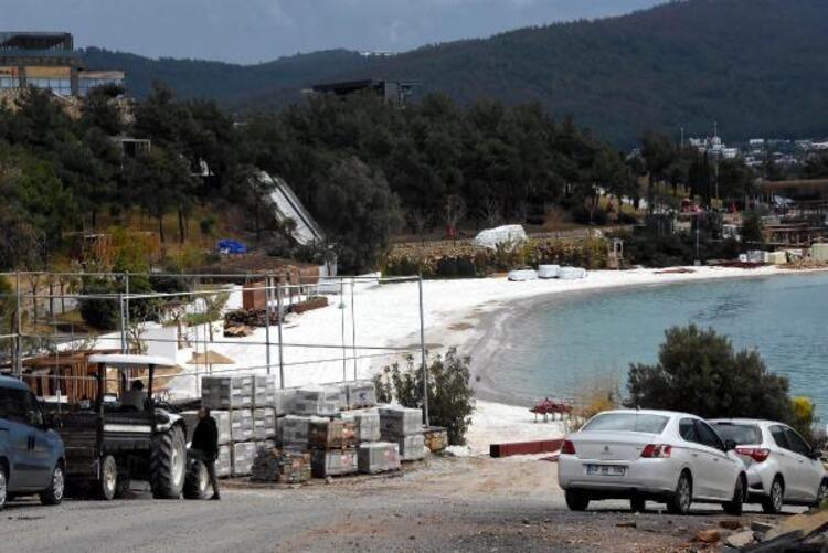 Bodrum plajlarında büyük tehlike: ''Kansere neden olabiliyor'' - Resim: 1