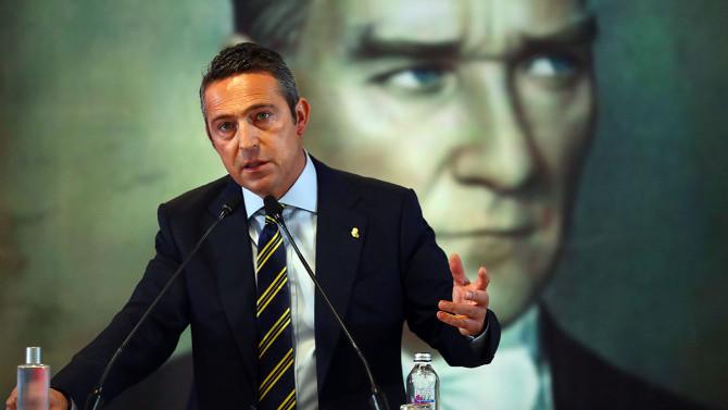 Ali Koç: ''Dev bir yatırım yapacağız''