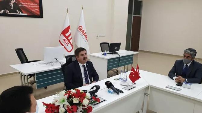 Iğdır Valisi Sarıibrahim: Acil durum ilan edilmeli
