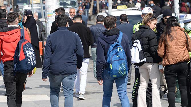 Diyarbakır'da vaka oranı düştü: Mavi listede ısrar!