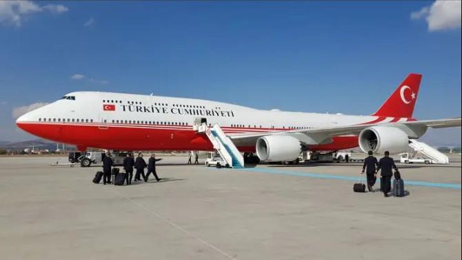 Cumhurbaşkanlığı'nın uçakları yine sır oldu