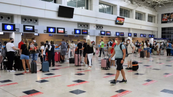 Tatile gelen turist, Türkiye'de ''ev''leniyor