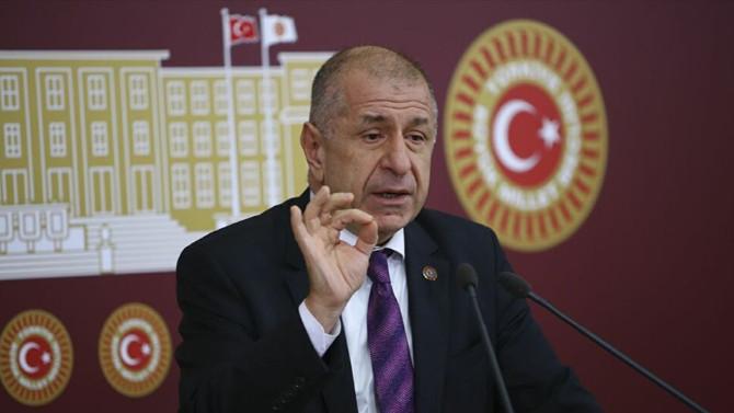 Yeni parti için kolları sıvayan Ümit Özdağ'dan yeni parti açıklaması