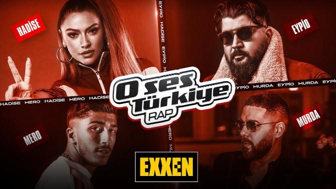 O Ses Türkiye Rap'ten ilk tanıtım yayınlandı