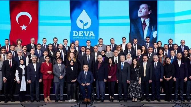 Deva Partisi'nden skandal açıklama: ''Türk'üm diye bağırmak hayvani ihtiyaç''