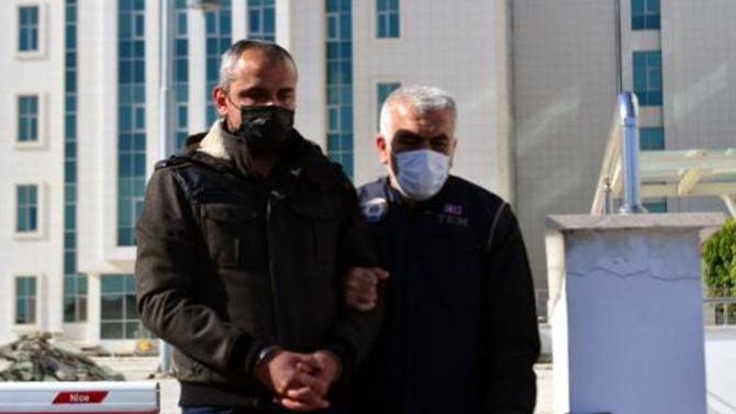 Darbe girişiminde AK Parti binasına giren uzman çavuş yakalandı