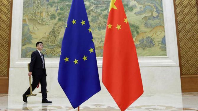 AB'den 1989'dan bu yana Çin'e ilk kez yaptırım kararı