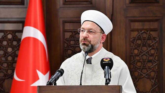 Koronavirüs tedavisi gören Prof. Ali Erbaş taburcu oldu